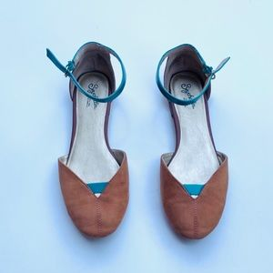 Seychelles cute sandal flat